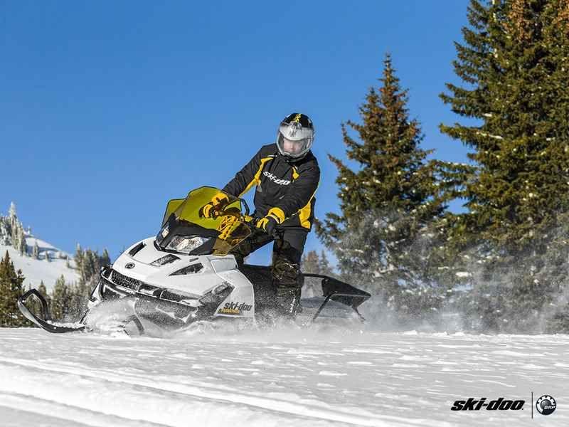 New 2016 SkiDoo Tundra LT Rotax 550F Snowmobile For Sale