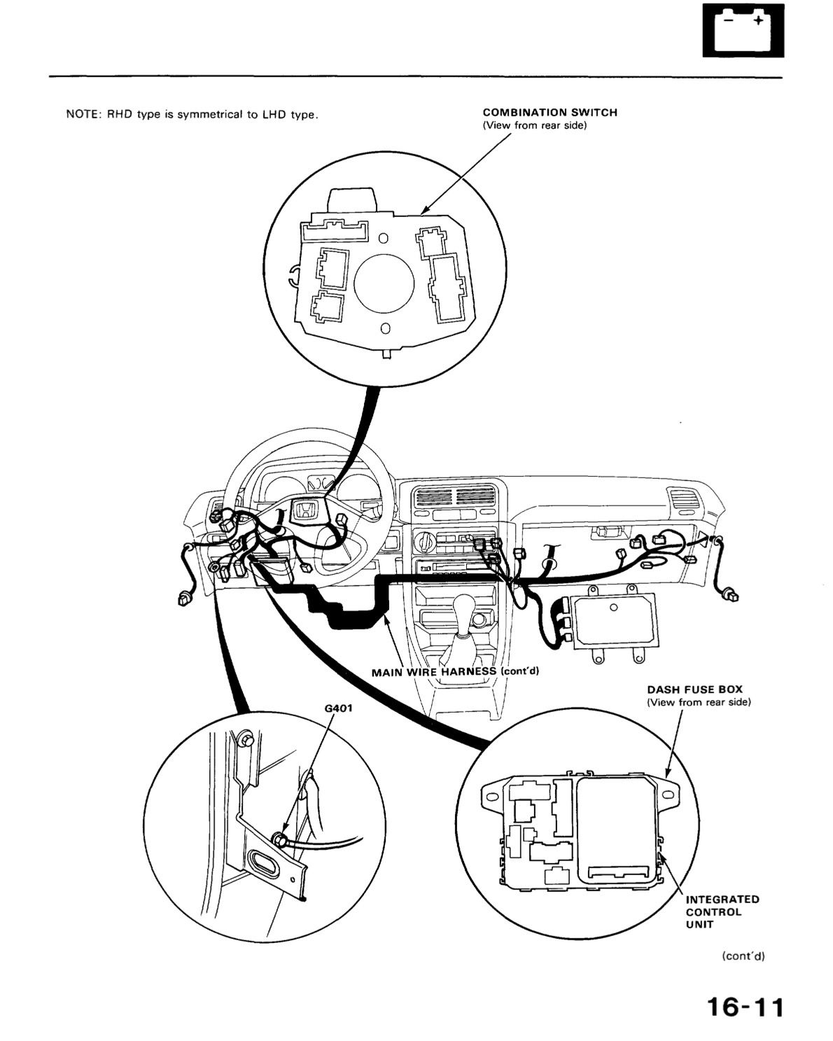 Ground Amp Wire Harness Diagram Media Honda Uk