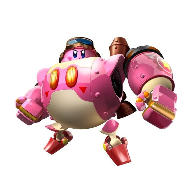 Kirby Video Game Character Costume