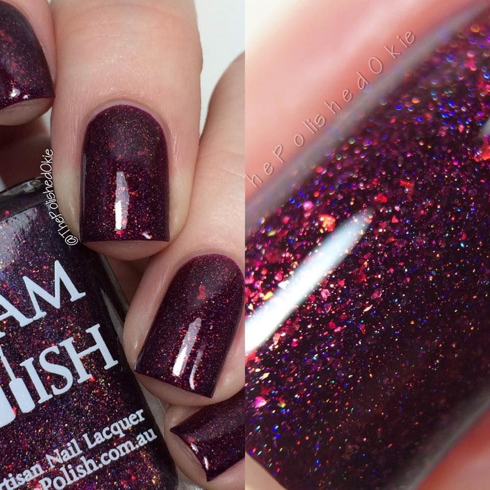 Glam Polish - Ohana (Family)   Over the Rainbow Collection Part 1 ...