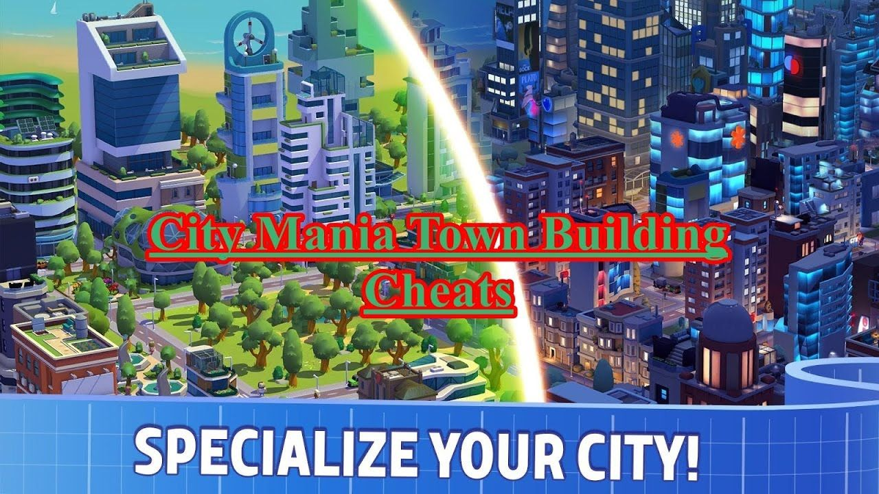 Pin on City Mania Hack 2018 Updated