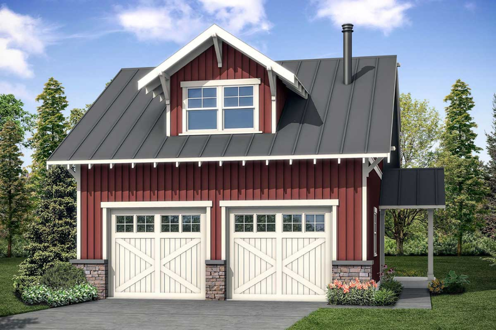 Plan 72909da Flexible 2 Car Detached Garage Plan In 2021 Garage Plans Detached Garage Door Design Country Style House Plans