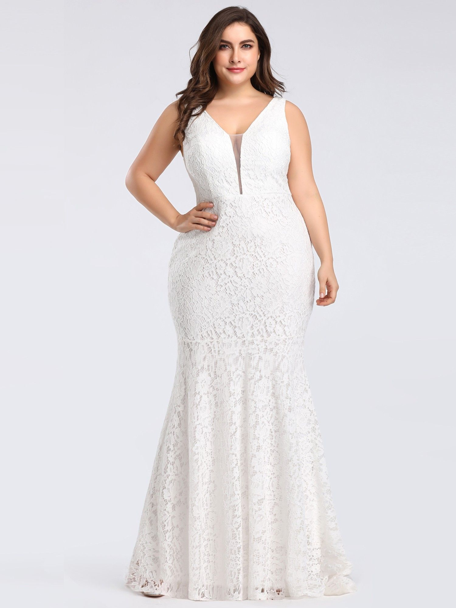 Pin on plus size dresses everpretty