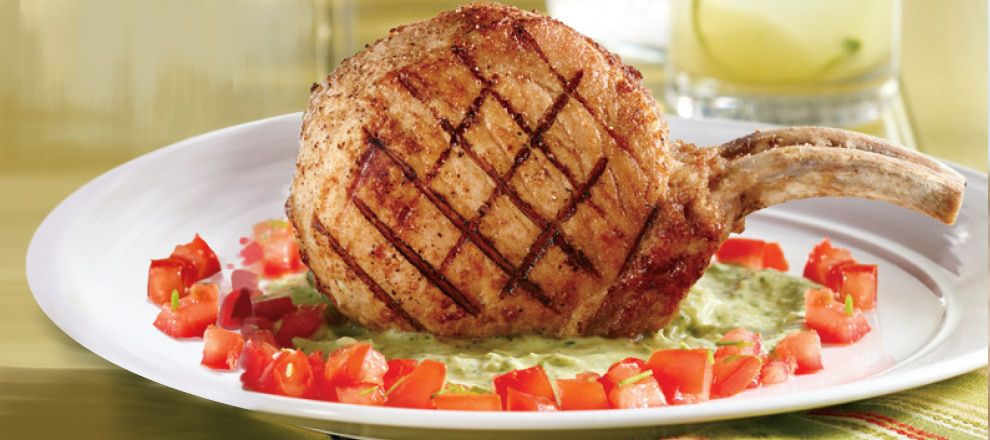 Grilled Lime Mojo Pork - Grilled Entrées - Make It Your Own - Trending Now - GFS.com