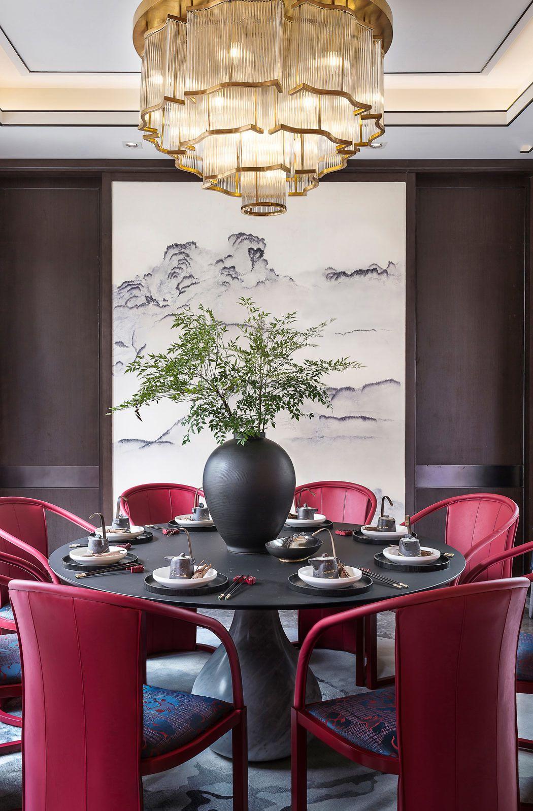 Jinke Jiuqu River By Nns Institute Of The Interior Art Design
