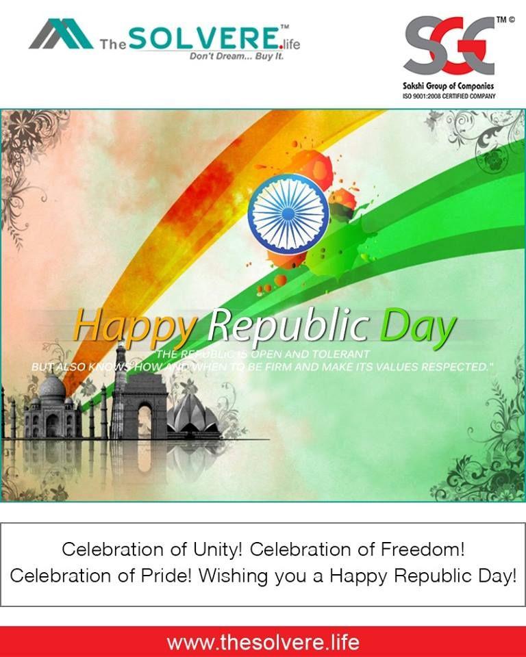 TheSolvere.Life Wishing You Happy Republic Day. www
