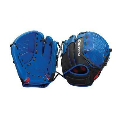 Z Flex Youth Glove Blue 9 A130632lht Youth Baseball Gloves