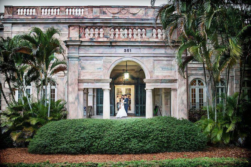 Elegant glamorous sarasota wedding florida wedding