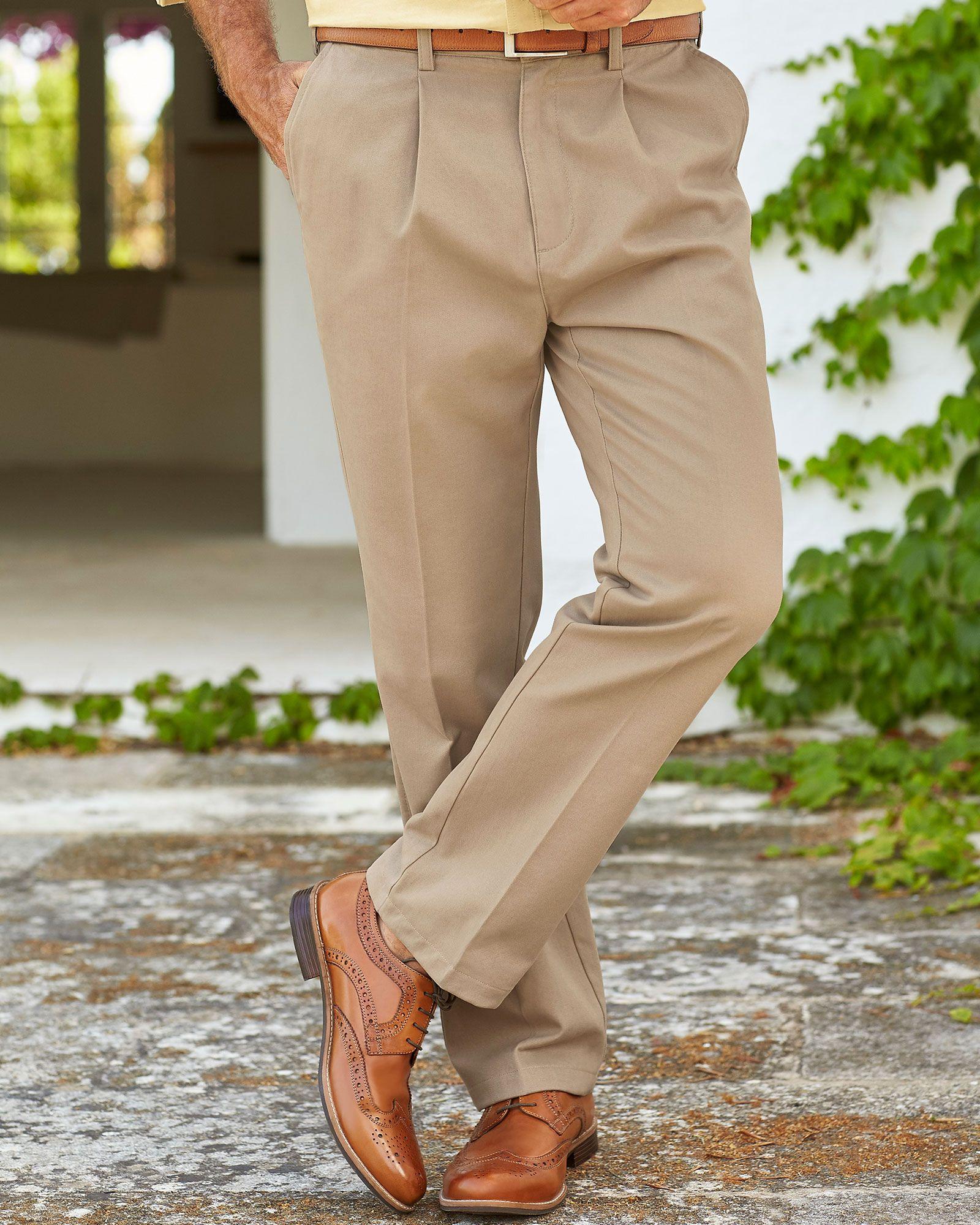 Men's Trousers | Men's Shorts - Cotton Traders