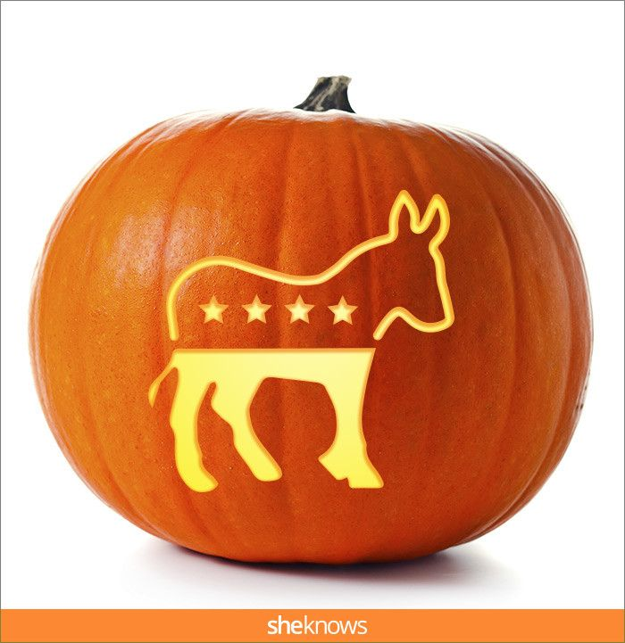 15 Pumpkin-Carving Templates That'll Make Your Halloween Downright Presidential | Pumpkin carving, Pumpkin, Pumpkin carving templates