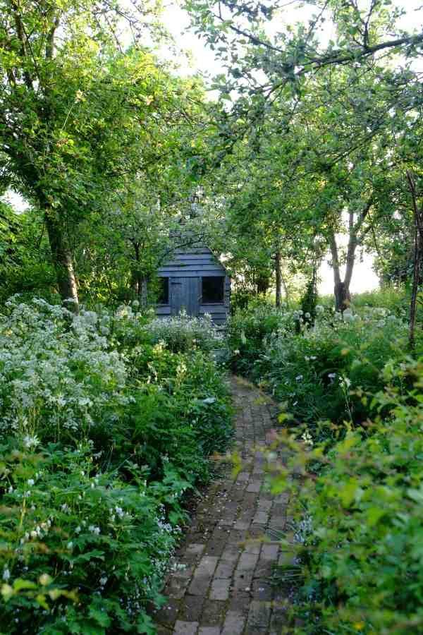 Monty Don's writing garden Cottage garden, Garden paths