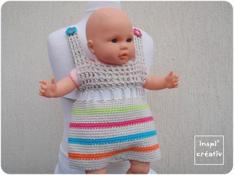 Tuto Porte-Poupon 36cm au Crochet Porte Poupee, Crochet Porte, Tricot Et  Crochet 2d15088c30d