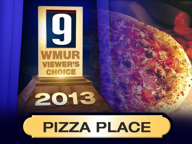 Hungry for some pizza? We asked our viewers for their choice of the best pizza place in New Hampshire.