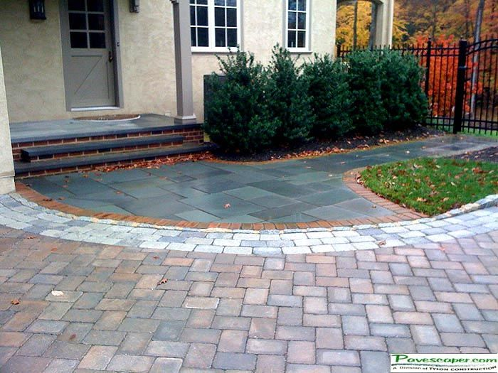 Lovely Pavers Stone Patio Contractors PA, Paver Stone Walkways .