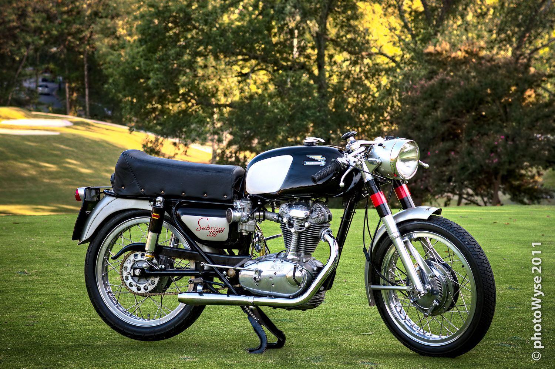 Vintage Ducati Sebring 350