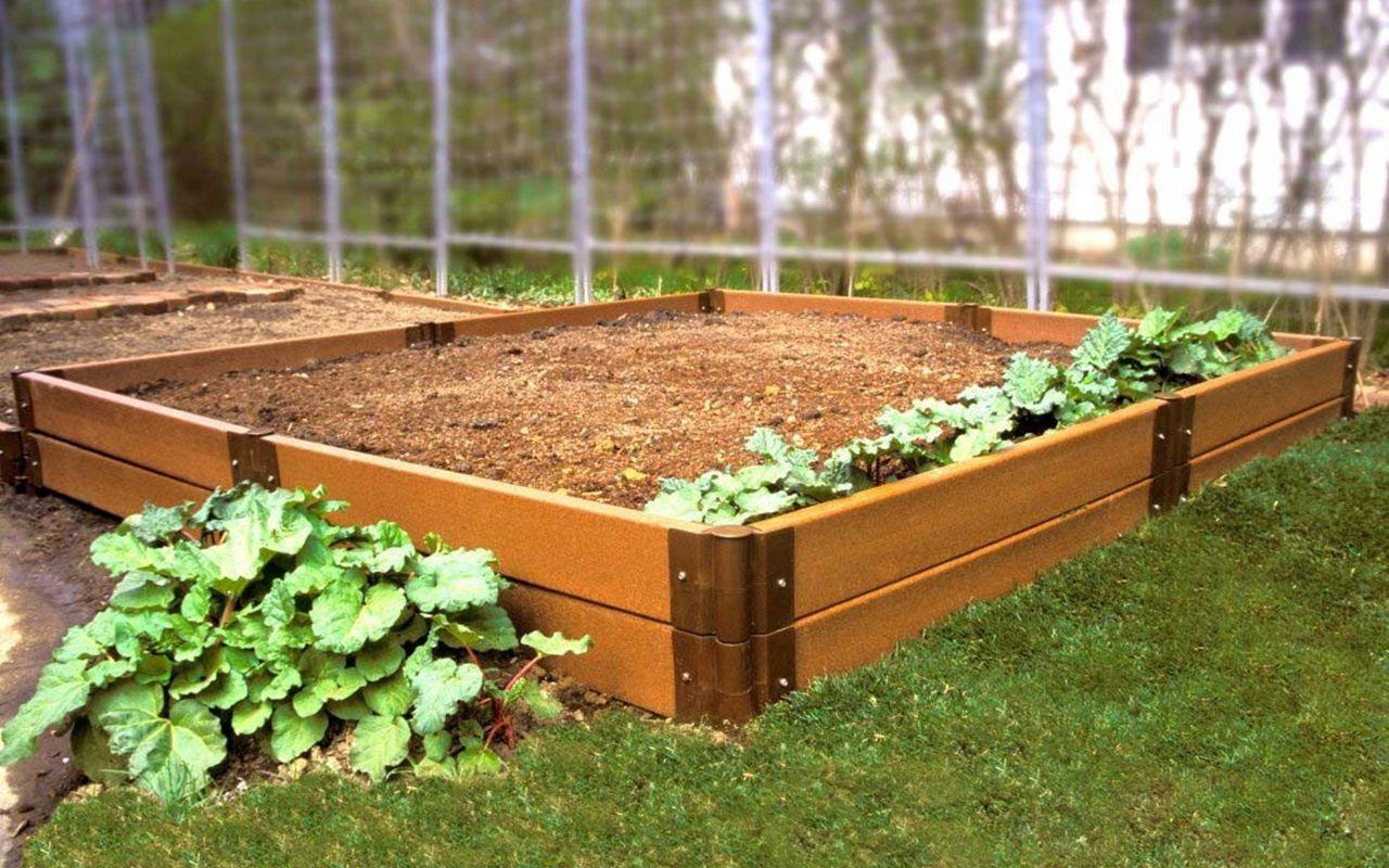 Raised Bed Garden Ideas Backyard raised garden bed ideas