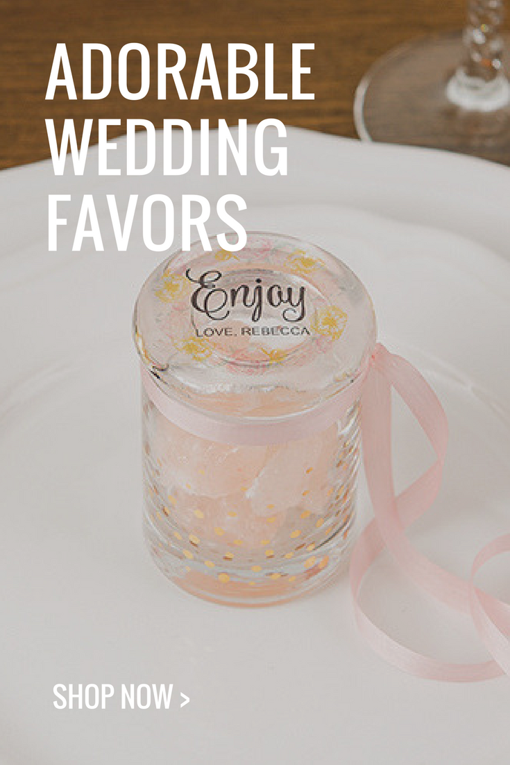 Wedding favors that your guests will love and so will your bank ...
