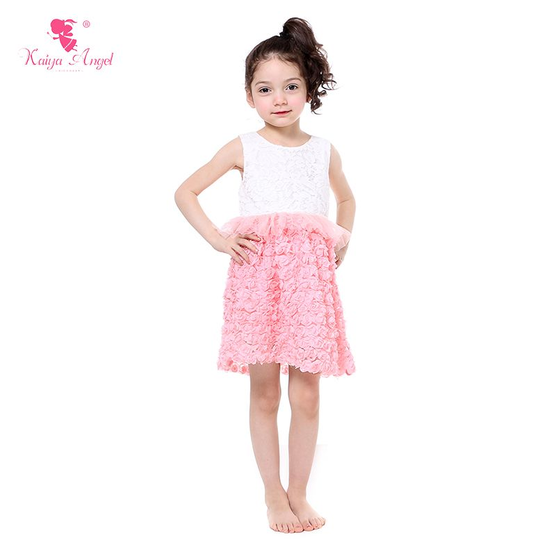 18b3118f1116 Find More Dresses Information about Kaiya Angel Wholesale Baby Girl ...