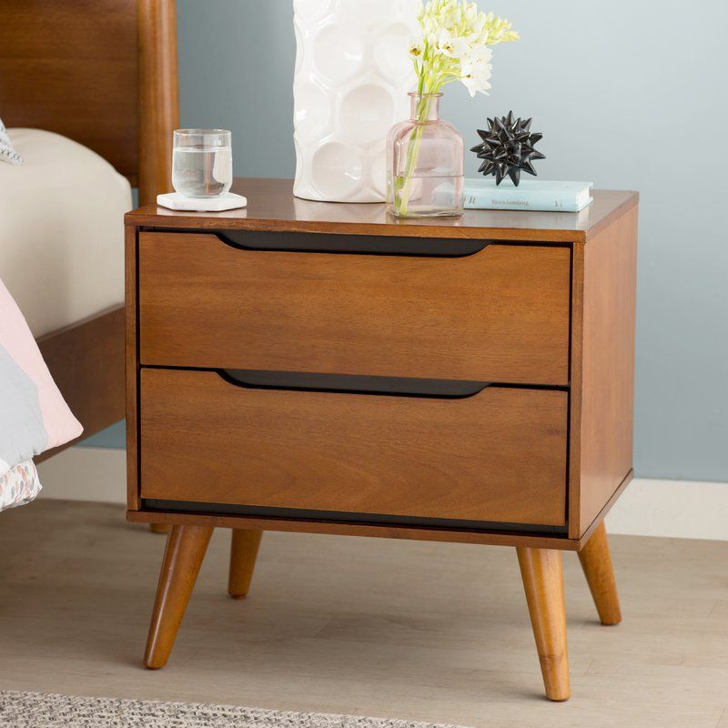 Pin By Rebecca Woolston On Home Stylish Bedside Tables Furniture Blue Bedside Tables