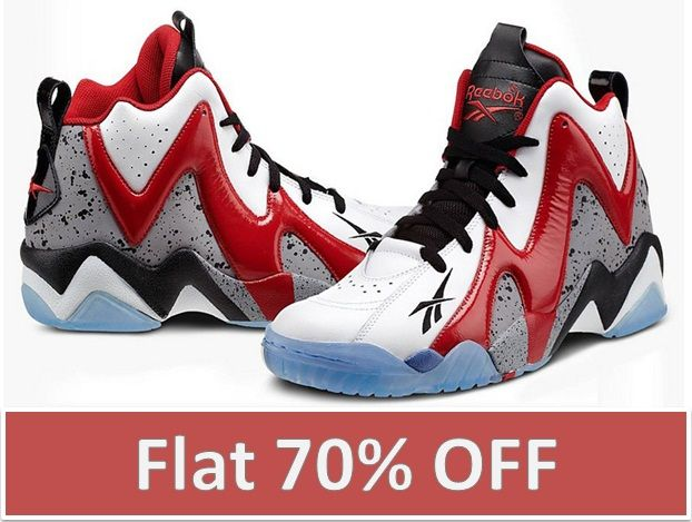 09aeb1faa Experience the World Class  Reebok  Footwear and Get Flat 70% OFF from   Amazon.