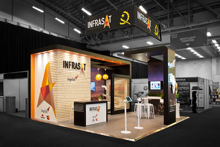 Custom Exhibition Stand Yet : Custom exhibition stand architecture exhibits booth design