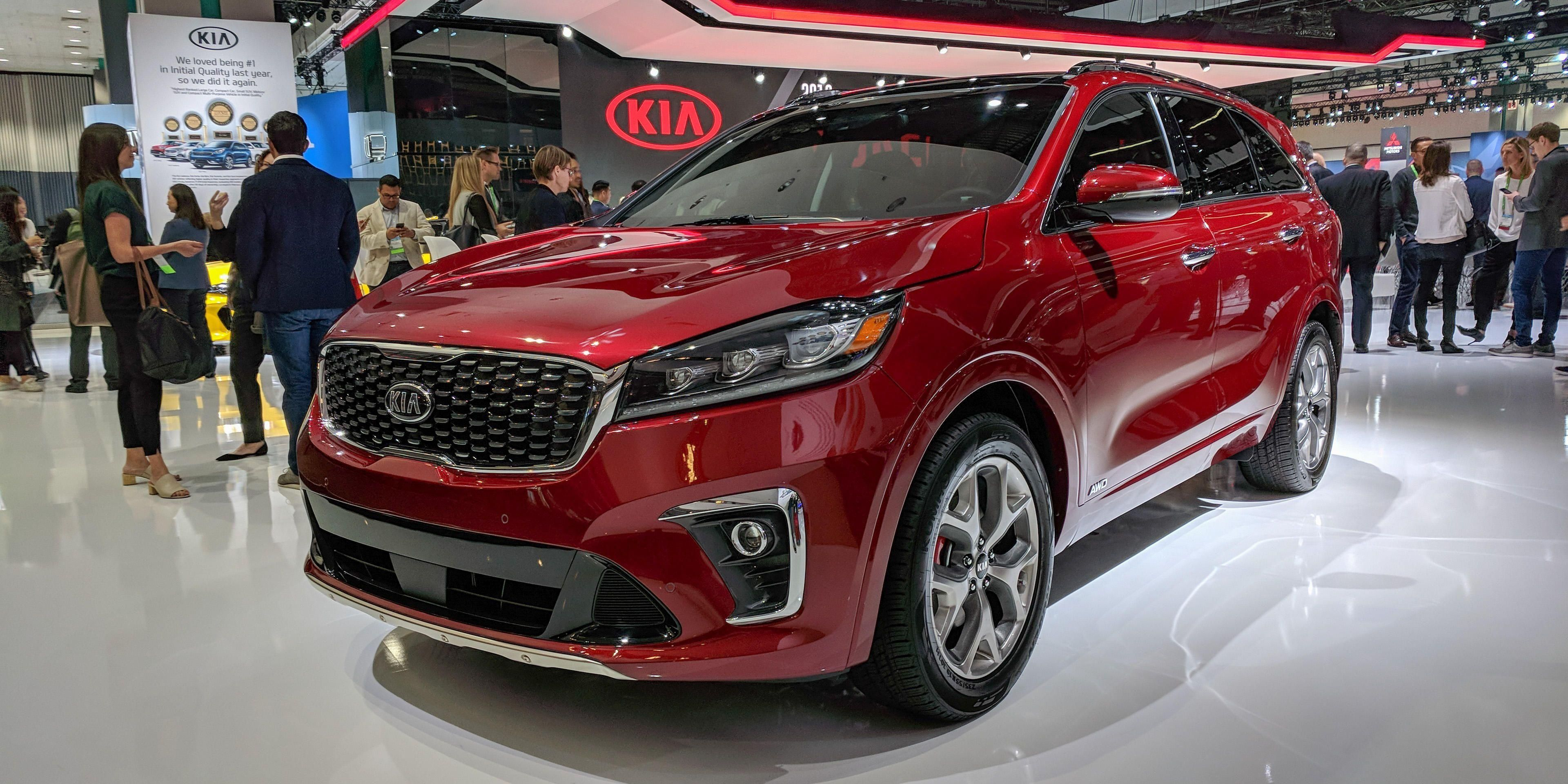 2019 Kia Sorento Release Date Price And Specs Roadshow With