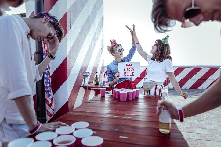 20 fun drinking games for every occasion that are