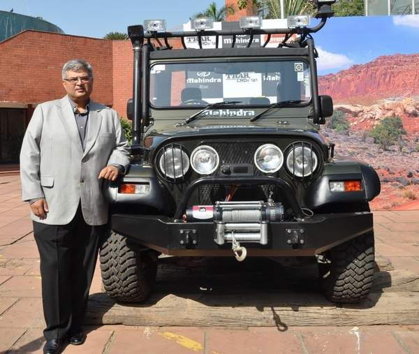 Mahindra Thar Offroad Suv Launched With Air Condition Facility At