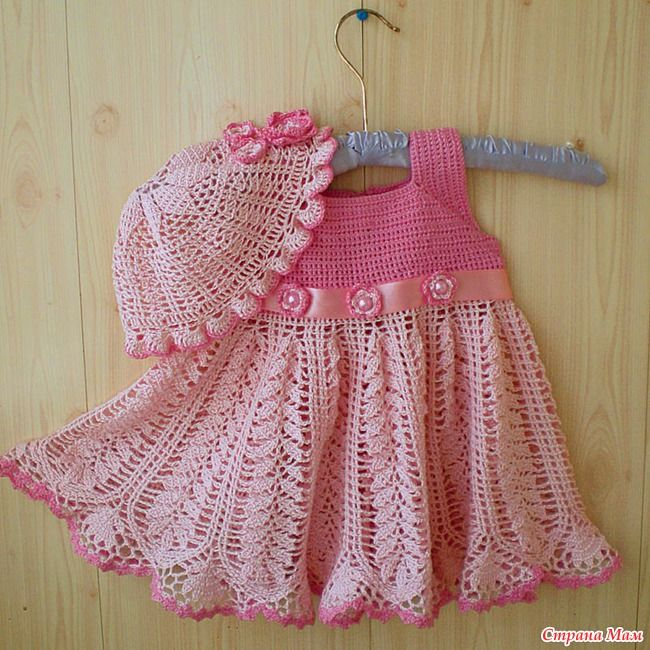 http://www.liveinternet.ru/users/elkasti/ | Crochet for little girls ...