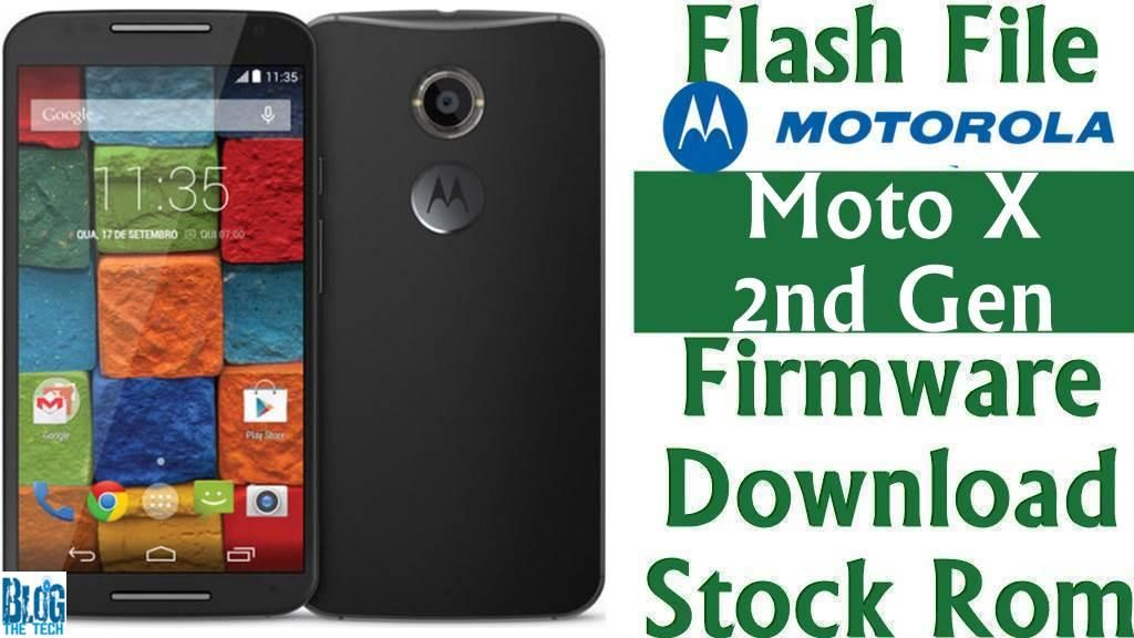 Flash File] Motorola Moto X XT1093 Firmware Download [Stock Rom