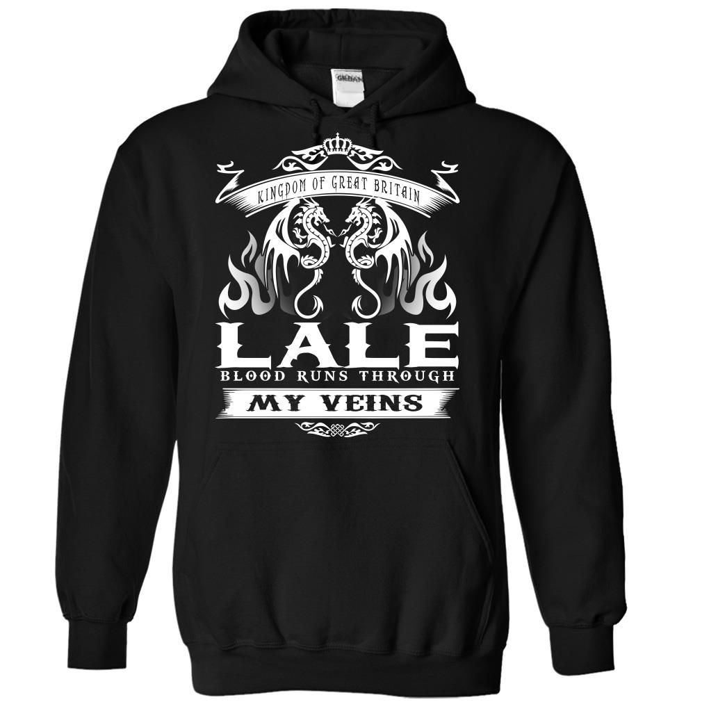 [New tshirt name ideas] LALE blood runs though my veins Coupon 10% Hoodies, Tee Shirts