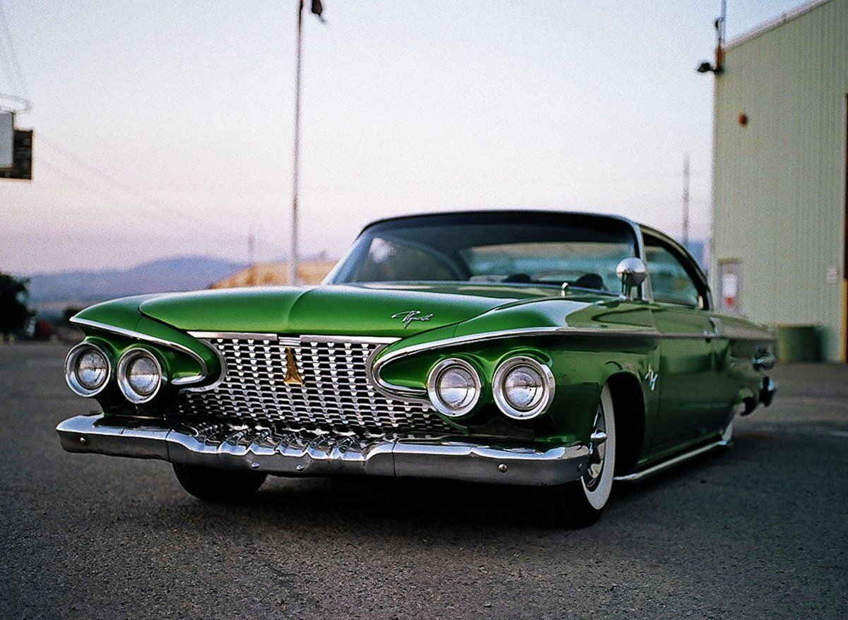 Out There: 1961 Plymouth Fury Custom/Lowrider –  Learn more about Out There: 196…