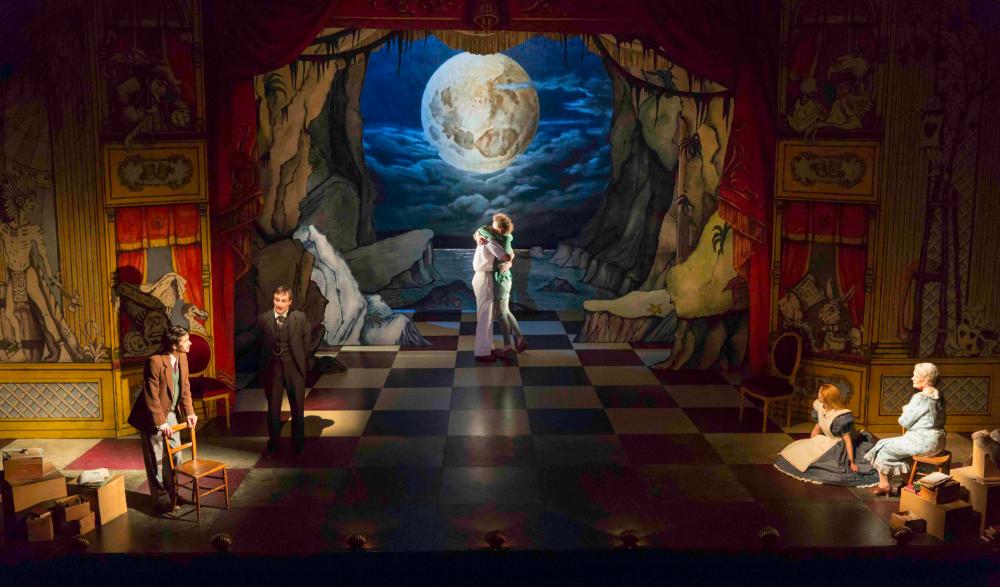 Recreating Rothko's New York Studio for the Theatre en