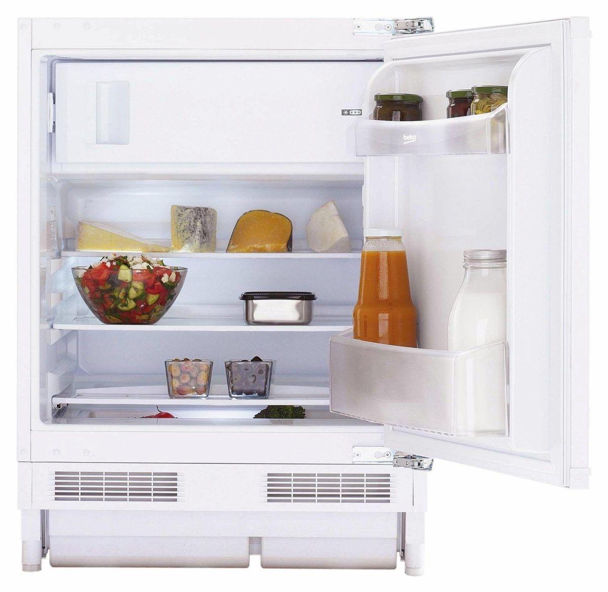 BEKO integrierbarer Einbau-Kühlschrank BU 1153 weiß ...