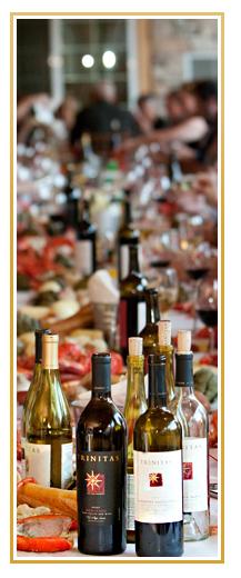 Trinitas Wine Society - Trinitas is offering its exclusive Wine Society membership to all devoted Trinitas fans!