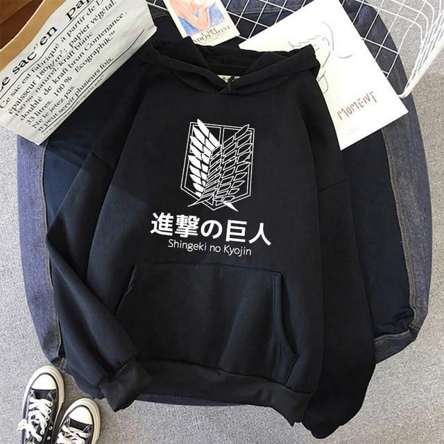 Photo of Attack On Titan Hoodie Collection