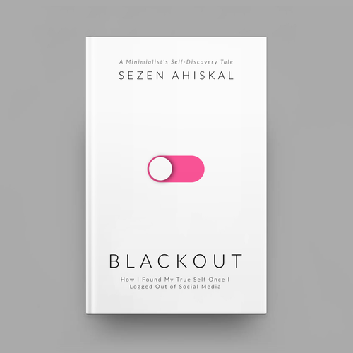 Minimalist E Book Cover Needed For A Debut Title Book Cover Contest Design Book Cover Design Inspiration Minimalist Book Cover Design Graphic Design Book Cover