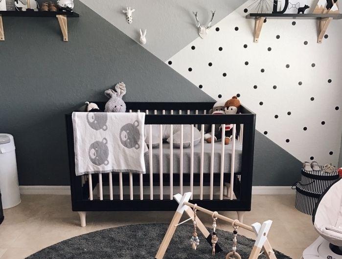▷ 1001 + modèles de chambre bébé garçon fantastiques | Deco ...