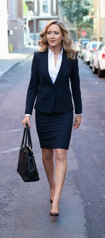 working girl wardrobe essentials {theory suit} | MEMORANDUM ...
