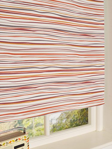 Carnival Candy Blackout Roller Blind