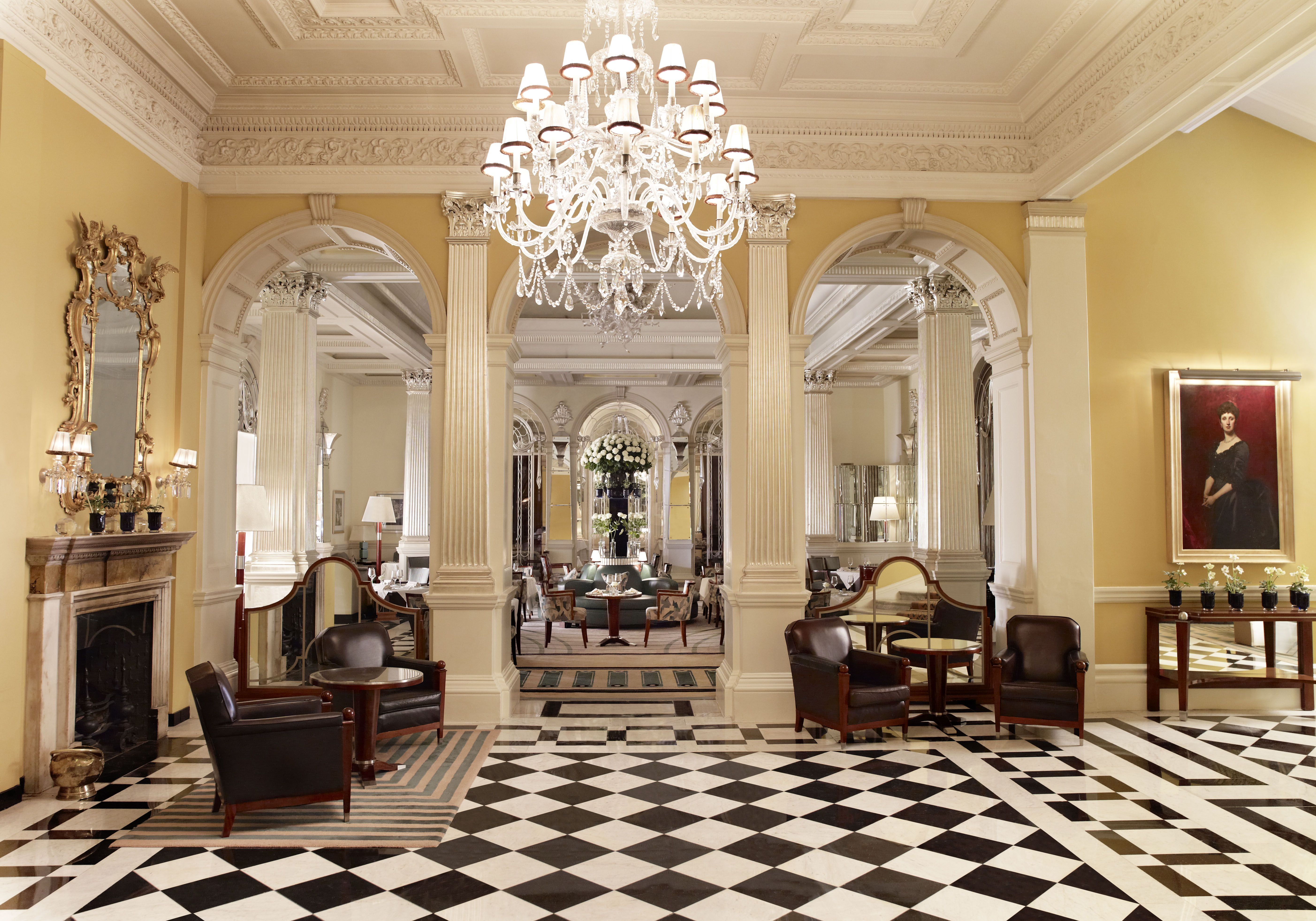 The Imperial Hotel Delhi India Was Opened In 1931 Designed