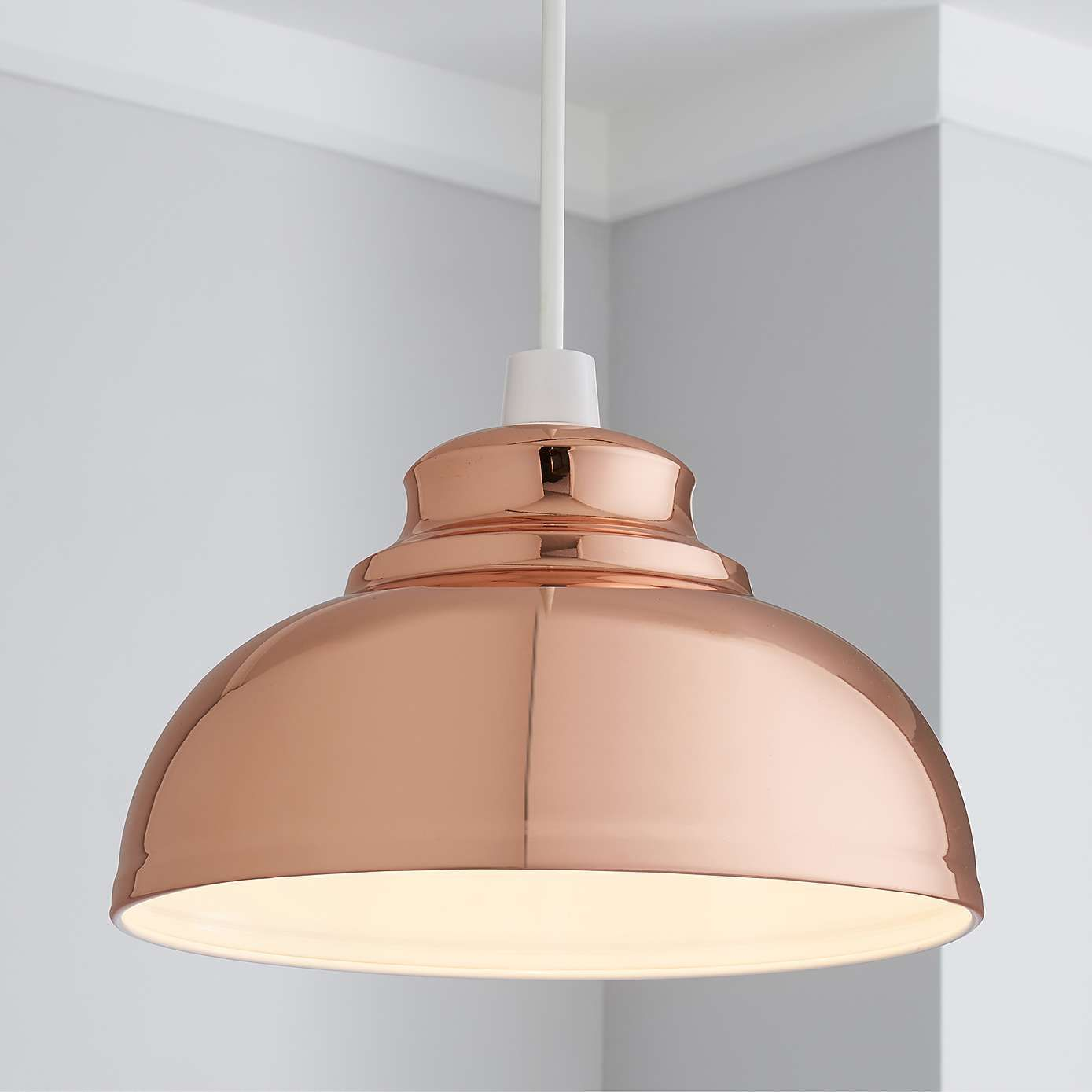 Copper Galley Easy Fit Pendant Shade in 2020 Light