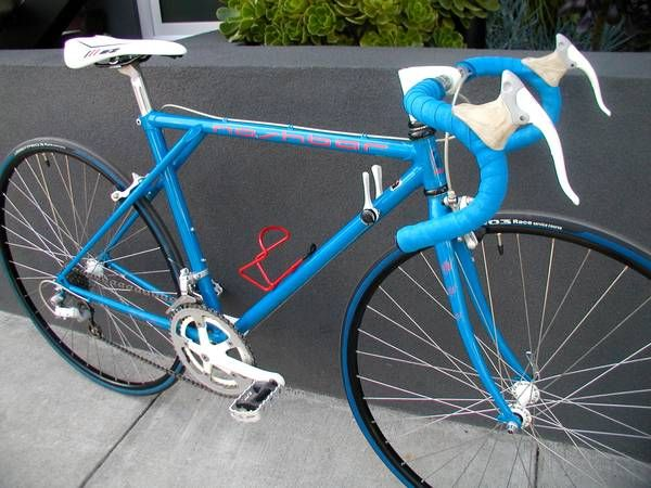 80's Nashbar EX road bike very well preserved with some