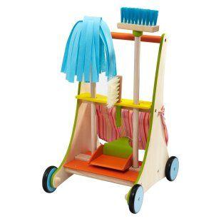 Wonderworld Wonder Cleaning Cart
