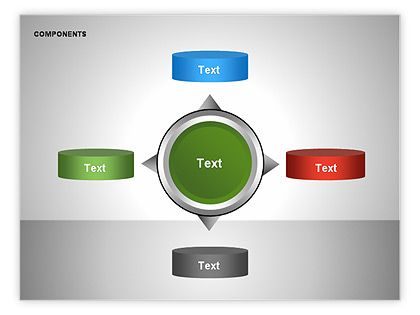 Components diagram httppoweredtemplatepowerpoint components diagram httppoweredtemplatepowerpoint diagrams ccuart Image collections