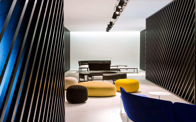 Lavoro Design Interni Milano.Lapalma Milano 2014