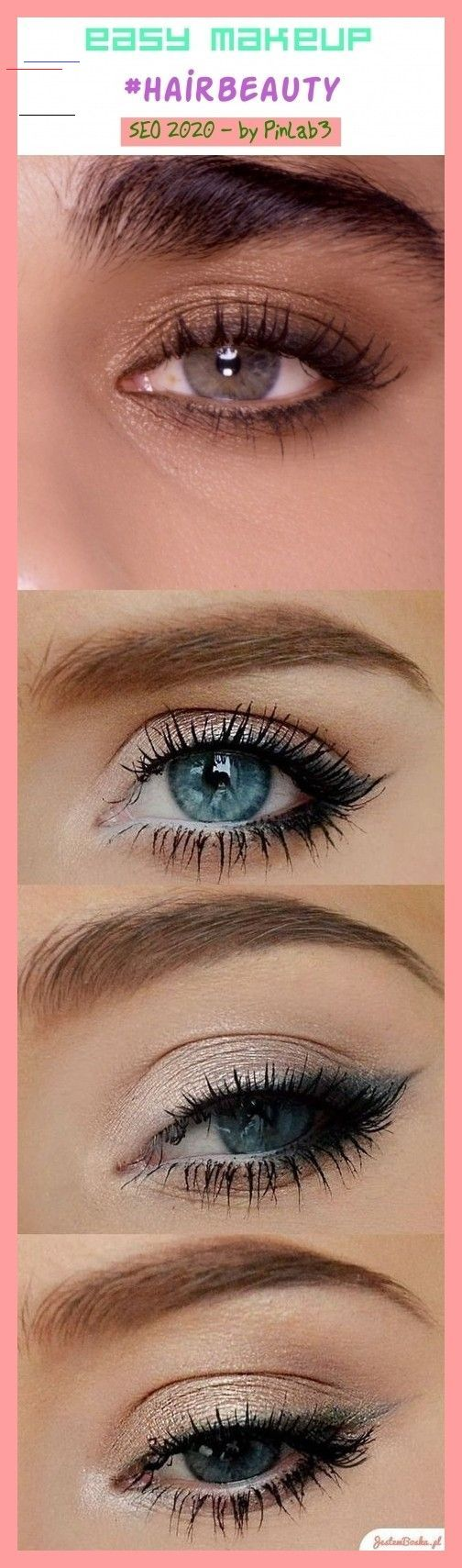 Easy makeup makeup einfaches Makeup & maquillage facile