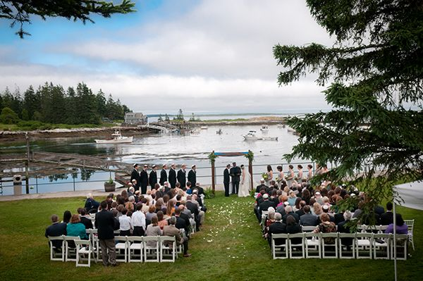 At Newagen Seaside Inn Weve Celebrated Generations Of Beautiful Meaningful Coastal Maine Weddings And Oceanfront Wedding Receptions For Delighted