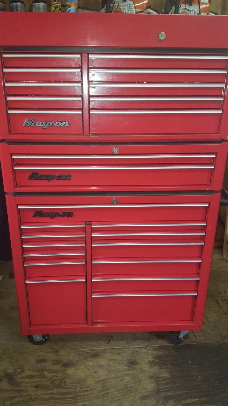Old Snap On tool box | Snap on Tools in 2019 | Tool box