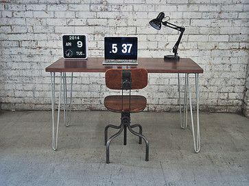 Hairpin Furniture Range - industrial - Desks - Melbourne ...